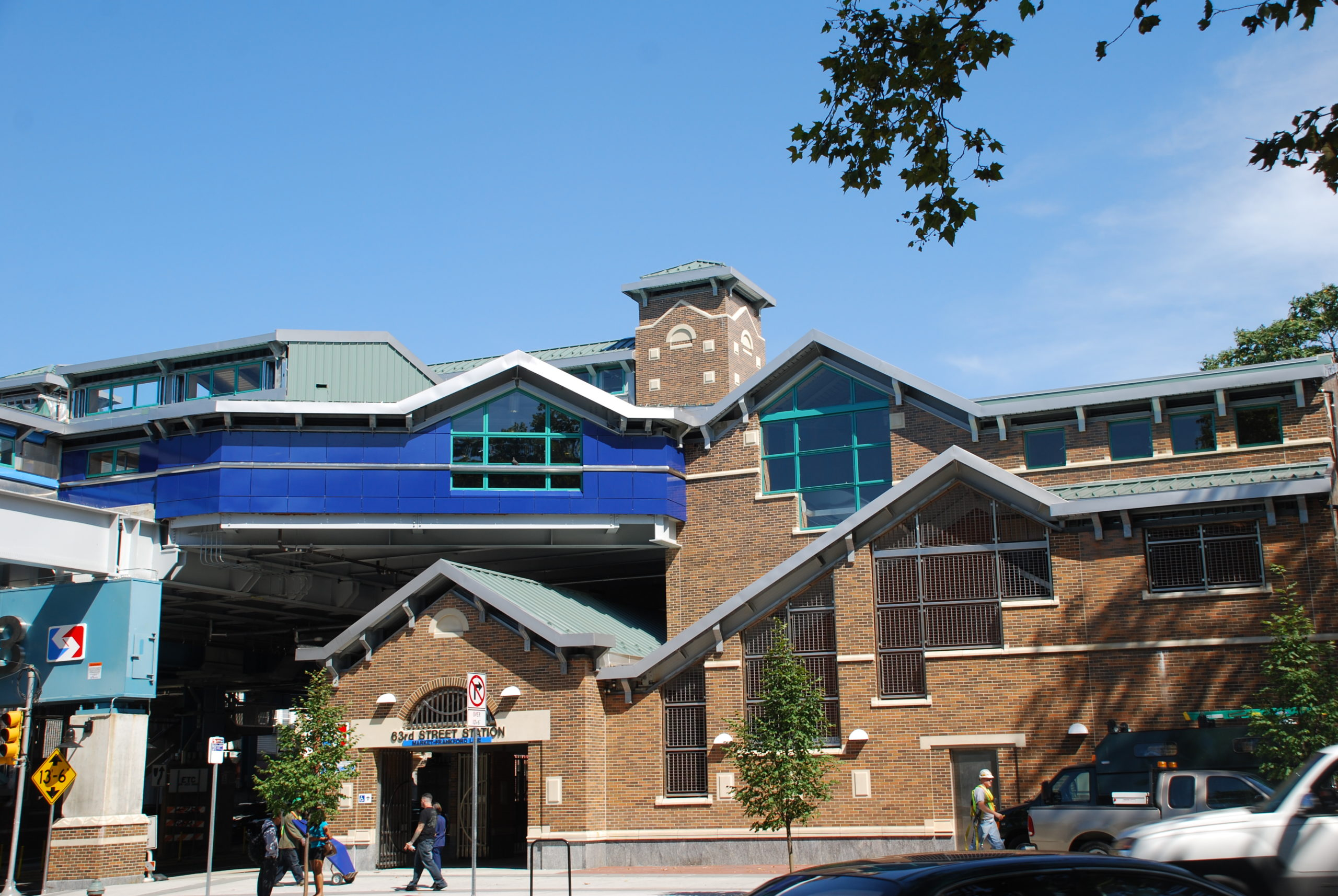 Septa 63rd Street Station