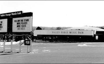 Valley Forge Music Fair, 1973
